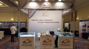 booth at IMVC 2016